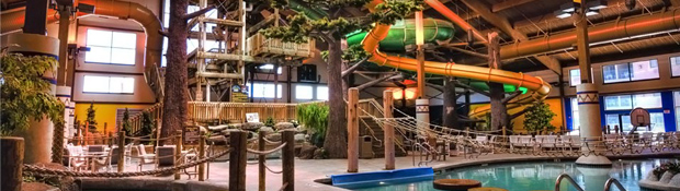 Hotel With Indoor Water Park In Lake Geneva
