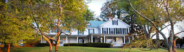 Virginia B&B near Blue Ridge Mountains