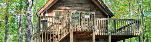 Hot groupon getaways pigeon forge nags head tybee for Groupon gatlinburg cabin