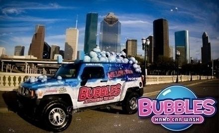 Bubbles Car Wash Houston Hours