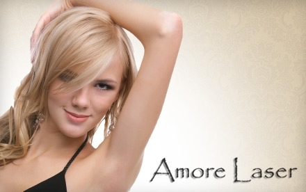 Underarms or basic bikini area; FDA-approved laser treatments ...