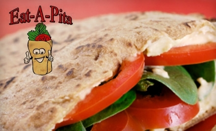 Charleston Restaurant - Eat-A-Pita