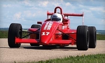 Auto California Racing School on Allen Berg Racing Schools