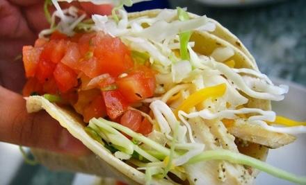 Wahoos Fish Tacos on Highlights Freshly Prepared Tacos Skateboard Friendly Vibe Vegetarian