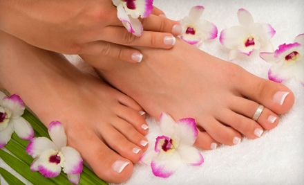 Tips 2 toes nail salon kitchener for Above and beyond beauty salon