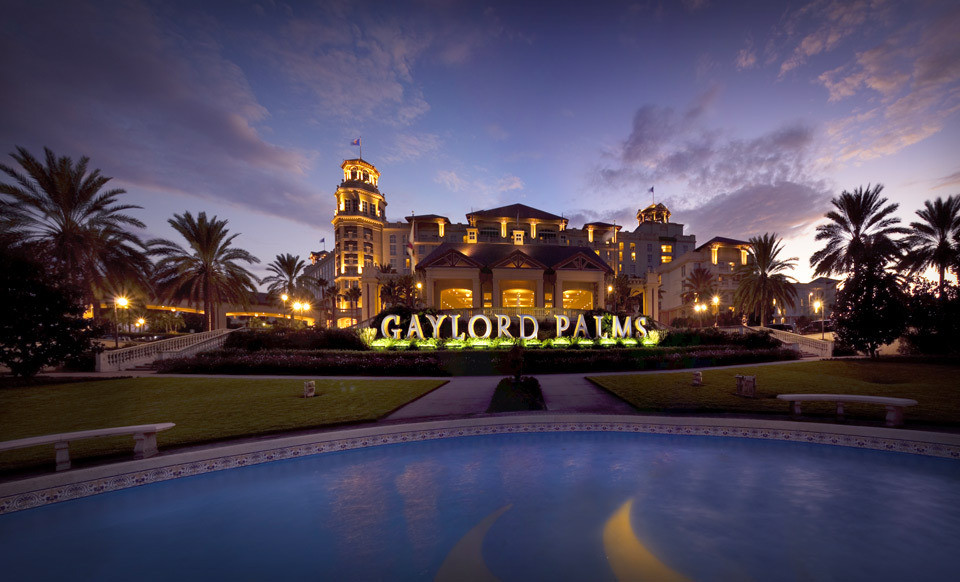 Kissimmee, Florida Family Resorts | Gaylord Palms Resort ...
