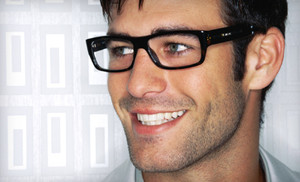 $for $220 Toward Glasses at Visionary Optical