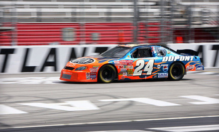 Groupon Race Car Driving Atlanta