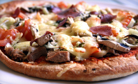 Half Off at Waterboro House of Pizza in Waterboro