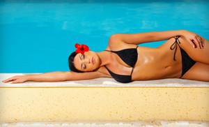 Up to 58% Off UV or Spray Tanning