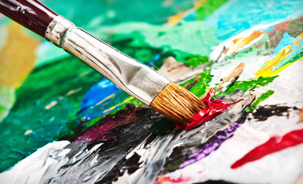 ... kids' art classes, and adult art classes and BYOB art workshops