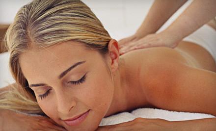 Relaxačná masáž