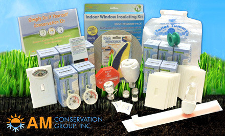 30-piece Simply DIY conservation kit
