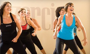 Jazzercise Up to 80% OfforClasses