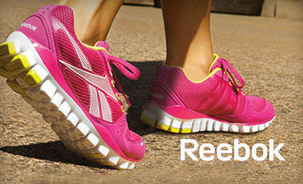 $50 in Reebok Shoes & Apparel for $25