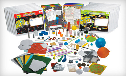 scientists kits and games