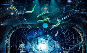 "Cirque du Soleil: ""Zarkana"" – Up to Half Off"