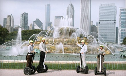 Reservations Are Required and Must use Coupon Code at Checkout. for Segway Tours, All Riders Must Weight at Least lbs and Can Not be Pregnant. in Washington, Dc, The Minimum Age is 16 for Segway Tours. in New Orleans, Chicago, and San Francisco, it's 12 Years Old.