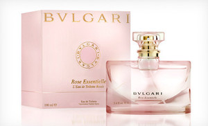 $for a Bottle of Bvlgari Rose Essentielle