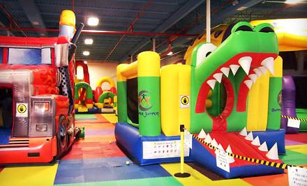 Bumper Jumper Past Bumper Jumpers Indoor