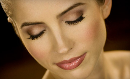 Up to 61% Off Brow Shapinsg or Lash Extensions