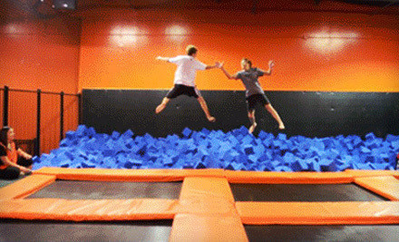 Urban Air Trampoline Park  Southlake Groupon