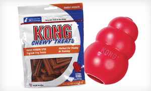 KONG Classic, Dog toy