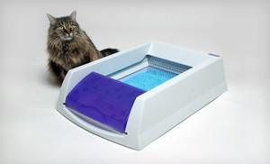 Scoop Free Cat Litter Box Deal