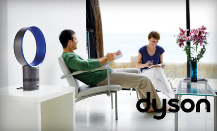 The Dyson Air Multiplier Table Fan - On Sale Today ONLY!