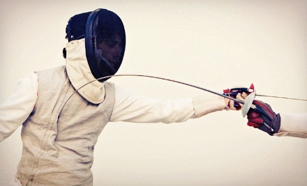 IMAGE Utah sport fencing center grid 6 Groupon: Local Deals for Kids!
