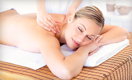 Licensed massage therapists knead muscles during customized massages to ...
