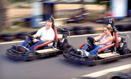 Rockwood Gokart Track Groupon