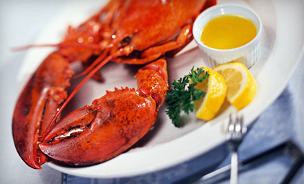 50% discount for seafood by Great Date Deals