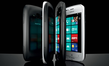 Nokia Lumia 710 4G Prepaid Windows Phone (unlocked) $159