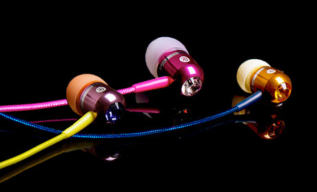 BassBuds施华洛世奇元素入耳耳机