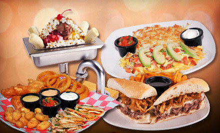 5 for 10 at colonial cafe 7 chicagoland locations through groupon - Colonial Cafe Kitchen Sink