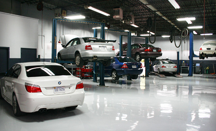 Auto Repair Fairfax on Idylwood Auto Repair   Detailing   Deals In Idylwood  Va   Groupon