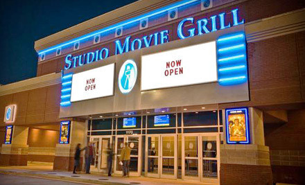 Studio Movie Grill  Fort Worth Groupon