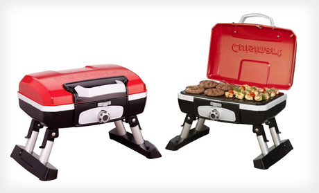 cuisinart gourmet portable gas grill just 85 coupon