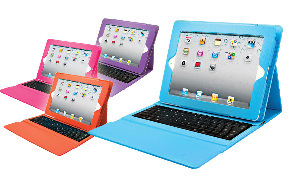 Groupon - Vibe Bluetooth Keyboard Folio for iPad 2, 3, and 4 - $23