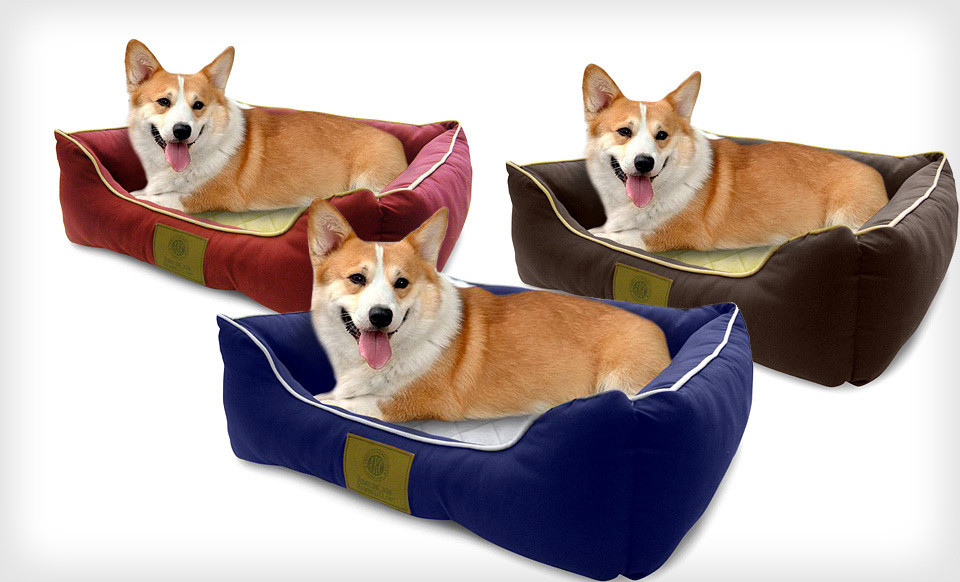 Self-Warming Pet Bed