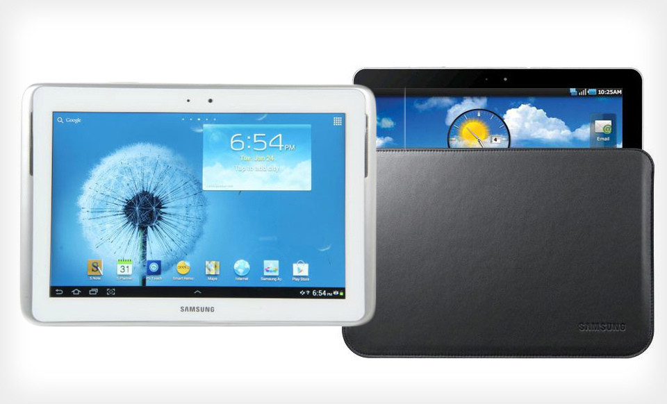 RackMultipart20130125 14125 1ckdf0q wide [Deal Alert] $399 for Samsung Galaxy Note 16GB 10.1 Tablet in with a Leather Sleeve