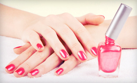 Shellac Nails Kitchener Ontario