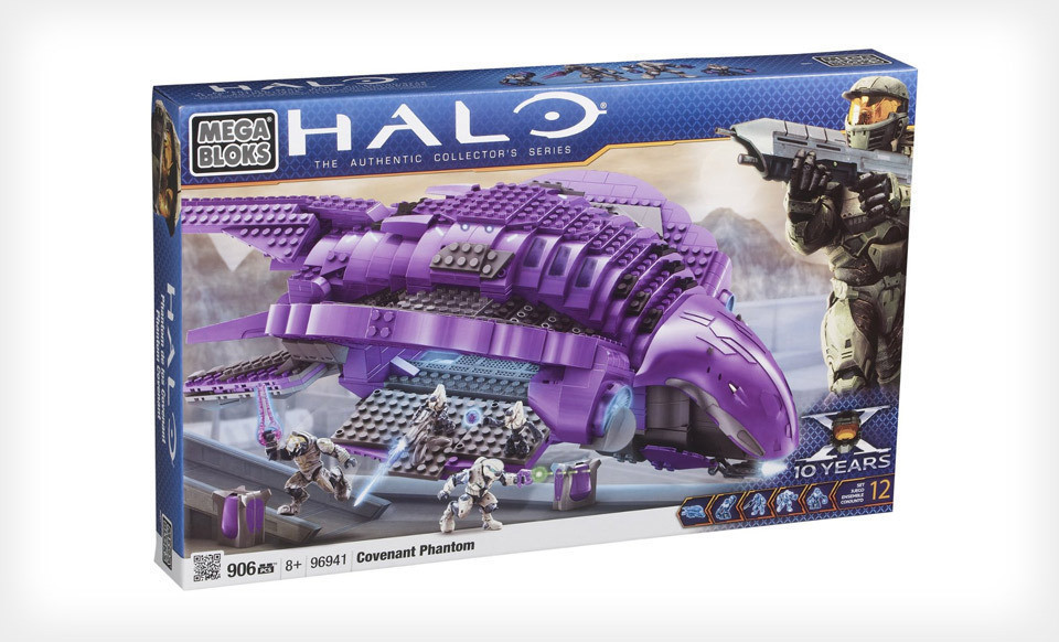 Groupon - Mega Bloks Halo Covenant Phantom - $15.99