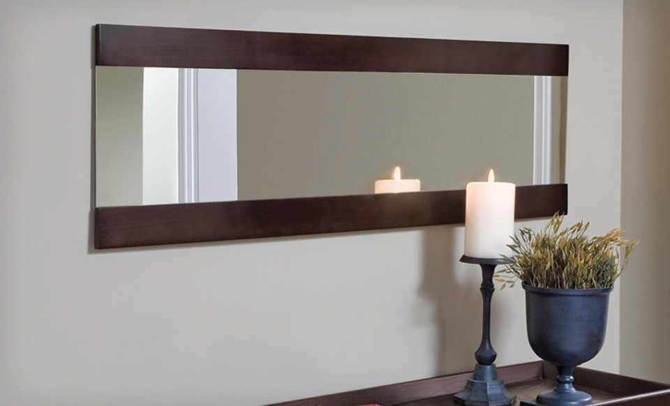 $64.99 for Nexxt Horizon Wall Mirror ($124.99 List Price). Free Shipping  and Free Returns.
