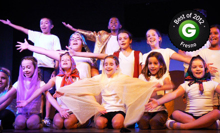 Theater and Arts Camps for Ages 313 at California Arts Academy (Up to 52% Off). Four Options Available.
