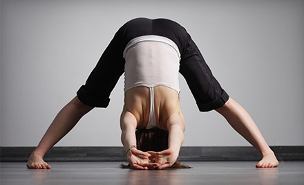 10 or 20 Yoga Classes or One Month of Unlimited Yoga Classes from$39 (Up to 70% Off)