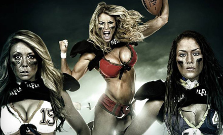 $12 for a Legends Football League Game at Gwinnett Center on April 13 (Up to $23.40 Value)