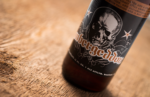 Ale Asylum's Ambergeddon Pairs Well with Thai Food, Bruce Willis