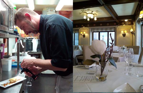 Entrevista a Aitor Castellano del Restaurante Casa Lac en Zaragoza